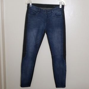 BlankNYC two toned skinny jean